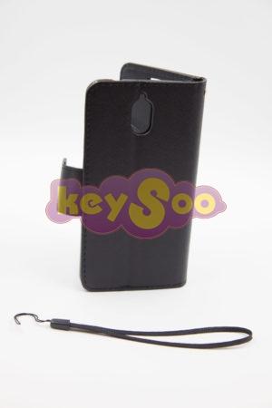 Nokia 3.1 луксозен кейс - черен