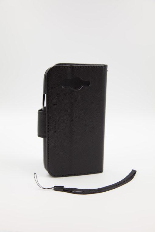 Samsung Grand Neo луксозен кейс - черен
