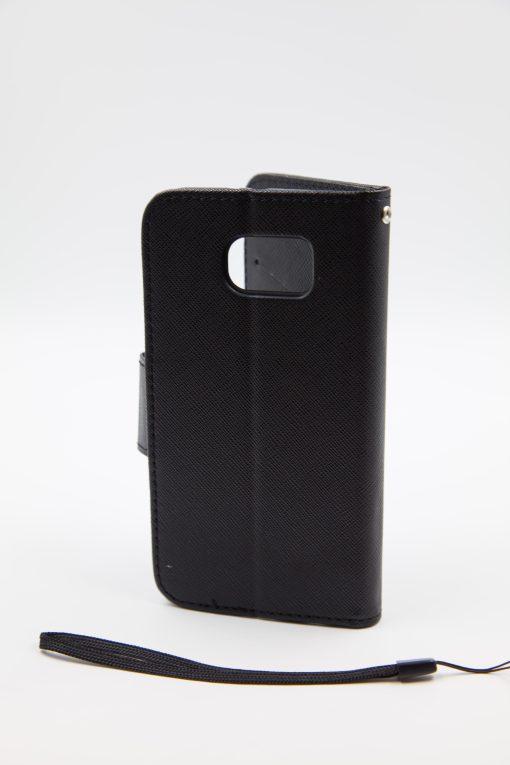 Samsung S6 луксозен кейс - черен