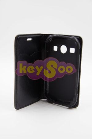 Magnet Book case black - Samsung Xcover 2