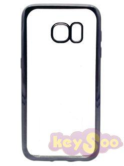353 ELECTRO Jelly Case Black-Samsung Galaxy S7