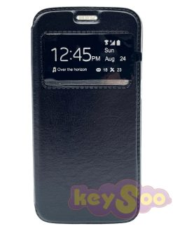 MAGNET VIEW Case Black-Samsung Gaalaxy S7