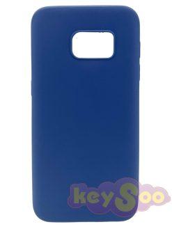 Forcell SOFT Case dark blue - Samsung Galaxy S7