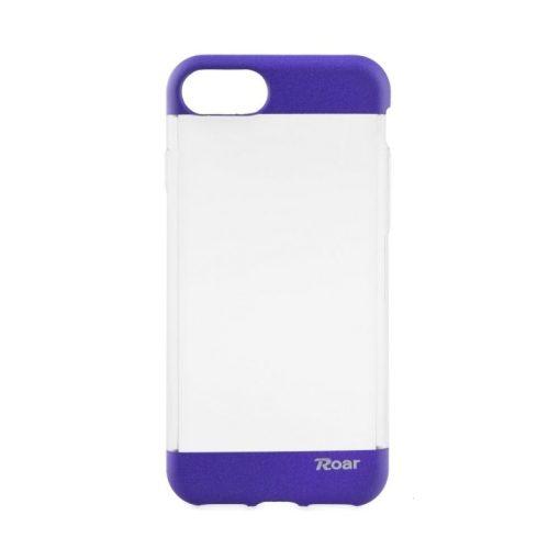 Roar Fit UP Clear Case purple - iPhone 6/6s