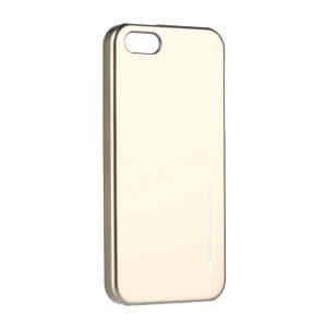 iPhone 7 Jelly Case MERCURY gold