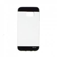 Roar Fit UP Clear Case black - Galaxy S6 Edge Plus