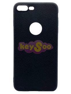 Lizard Case black - iPhone 8 Plus