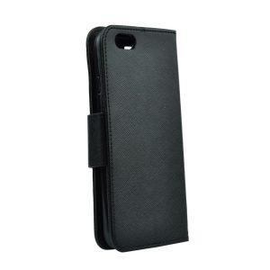 Fancy Book case black Galaxy J6+