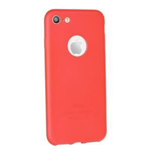 Jelly Case Flash Mat red Nokia Lumia 6 2018