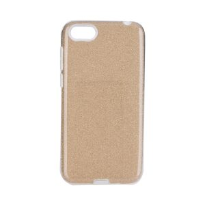Forcell SHINING Case gold Galaxy J6+