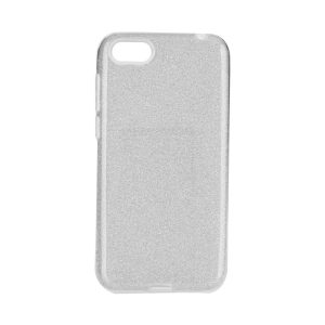 Forcell SHINING Case silver Mate 20 Lite