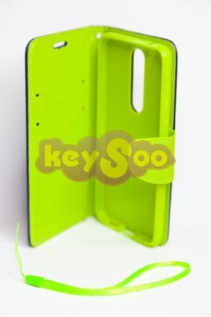 Fancy Book case navy-lime 5.1 Plus (X5)