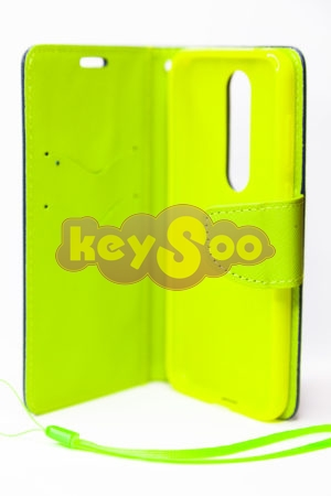 Fancy Book case navy-lime 6.1 Plus ( X6)