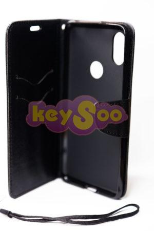 Fancy Book case black Redmi S2