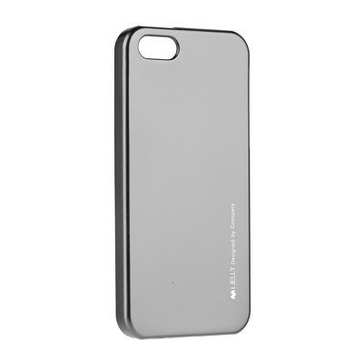 i-Jelly Case Mercury grey iPhone 6 Plus/6s Plus