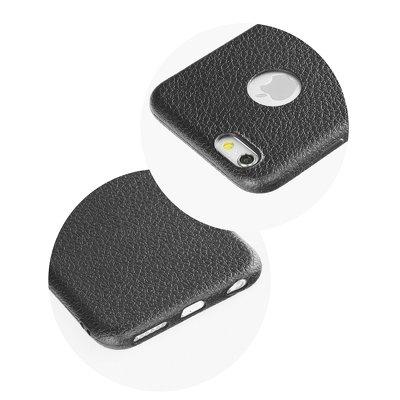 Iphone 7+ Forcell LIZARD кейс - черен