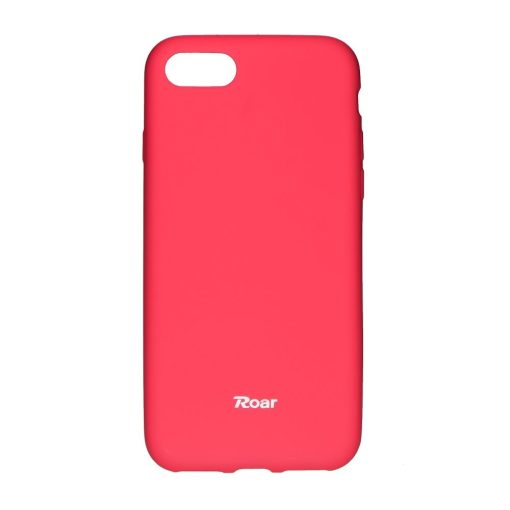 Roar Colorful Jelly Case hot pink Galaxy A7 (2018)