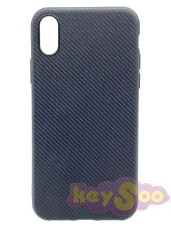 Fiber Case Black - iPhone X