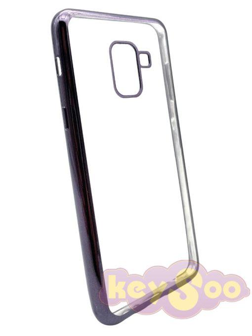 ELECTRO Jelly Case Black - Samsung Galaxy А8 2018