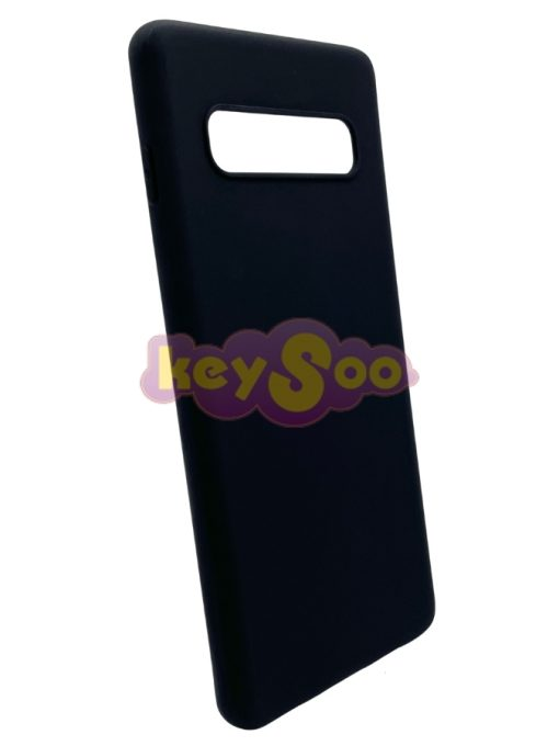 Forcell SOFT Case Black - Samsung Galaxy S10
