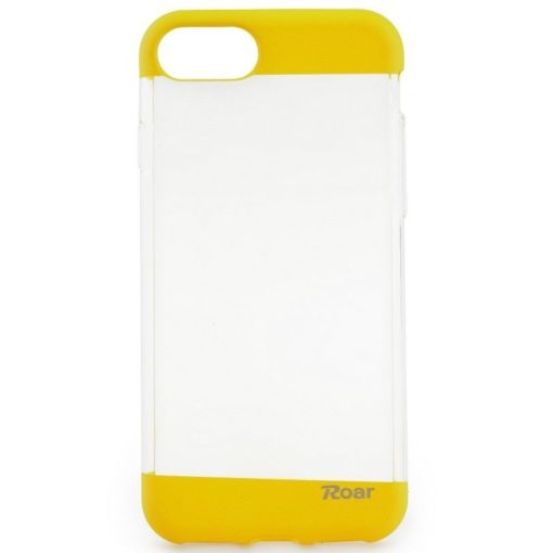 Roar Fit UP Clear Case yellow - iPhone 6/6s