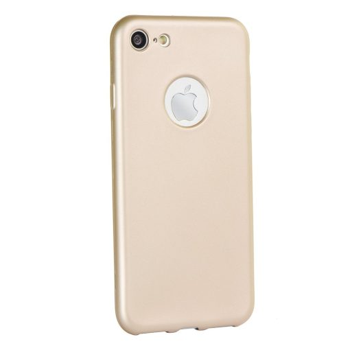Jelly Case Flash Mat gold - iPhone 6/6s