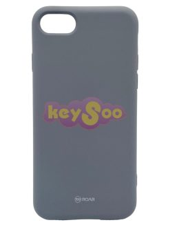 Roar Colorful Jelly Case Grey - iPhone 6