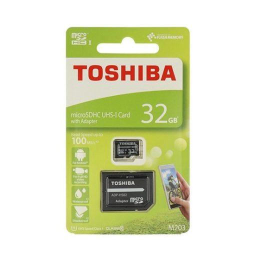 128Gb MicroSD Memory Card Toshiba