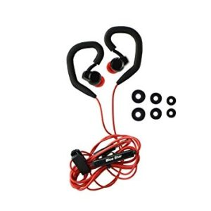 Red Sport Earphones BlueStar