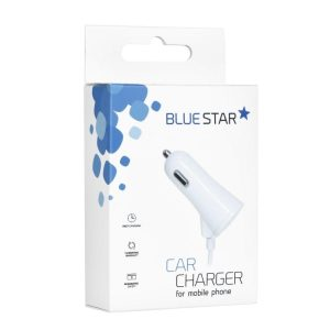 Car Charger iPone 5/6 Blue Star