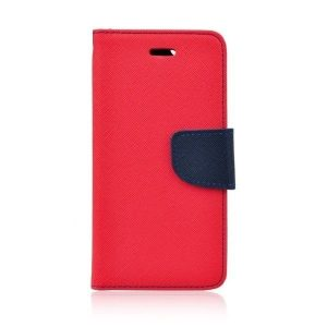 Fancy Book case red-navy - iPhone 7 Plus