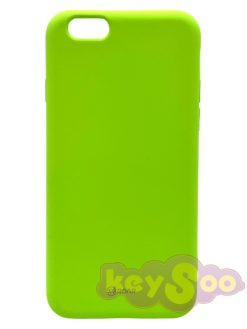 Roar Colorful Jelly Case Lime - iPhone 7