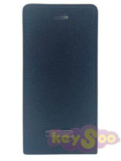 Flip Case Canvas Flexi Black - iPhone 7