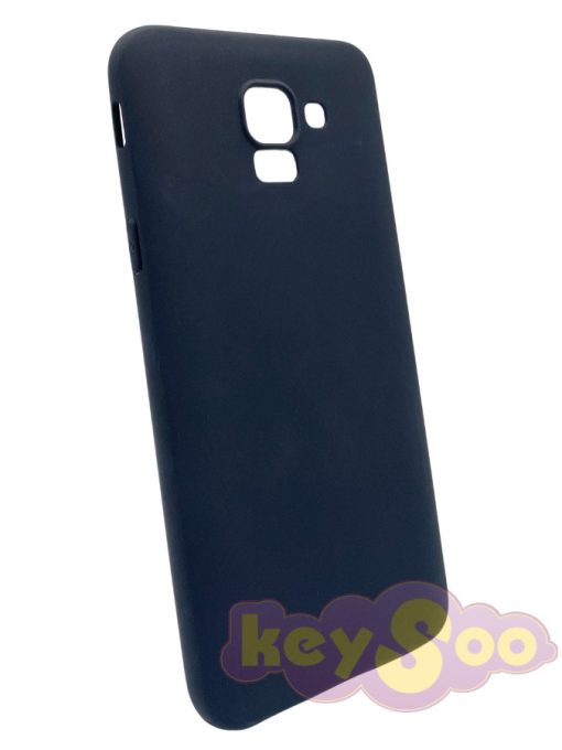 Forcell SOFT Case Black - Samsung Galaxy J6 (2018)