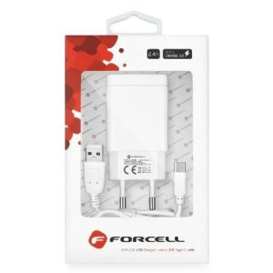 Travel Charger USB Type C FORCELL