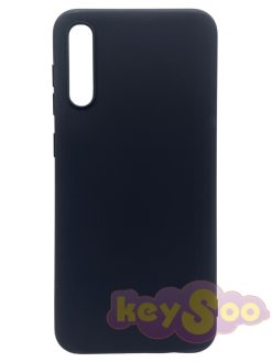 Forcell SOFT Case Black - Galaxy Galaxy A50