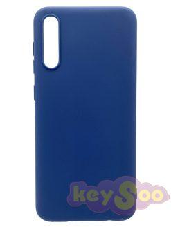 Forcell SOFT Case Dark Blue - Samsung Galaxy A50
