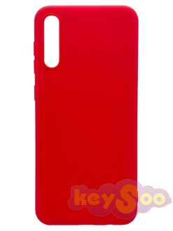 Forcell SOFT Case Red - Samsung Galaxy A50