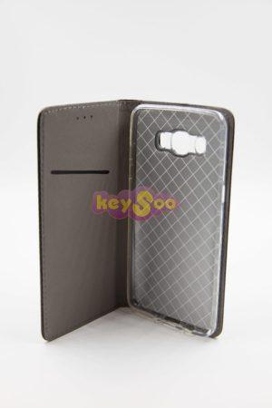 Smart Case Book black Xiaomi Note 7