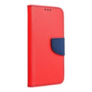 Fancy Book case red-navy Huawei P40 lite e