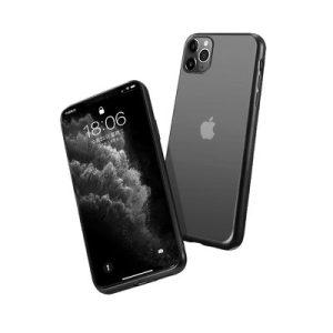 NEW ELECTRO MATT Case black Samsung S20