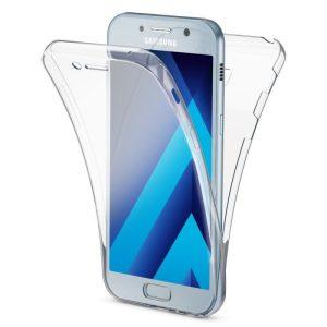 "360"" Ultra Slim Case transparent Samsung A51"