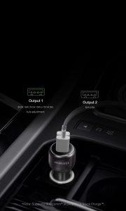 USB зарядно за кола - Keysoo