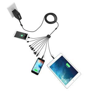 Характеристики на зарядното за телефон - Keysoo