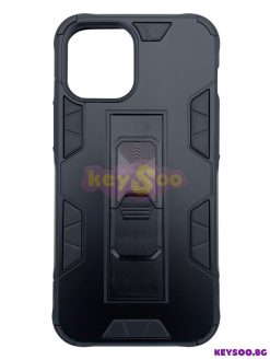 Forcell DEFENDER Case black-iPhone 12 Pro Max