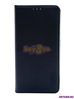 Smart Case Book Black-Iphone 12