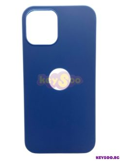 Forcell SOFT Case Dark Blue-iPhone 12 Pro