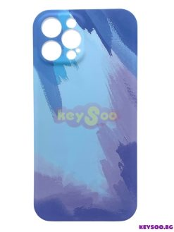 Forcell POP Case Blue-iPhone 12 Pro Max