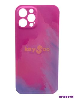 Forcell POP Case Pink-iPhone 12 Pro Max