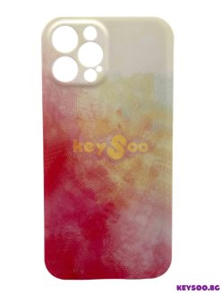 Forcell POP Case Red-iPhone 12 Pro Max